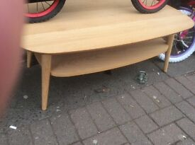 Reduced ....coffee table