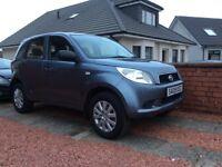 STUNNING 2009 Daihatsu Terios S. MOT Jan-19. 1.5lit petrol. 4x4, FSH, Part Exchange Considered!!