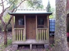 Cubby house timber 234cm x 178cm solid construction Kilaben Bay Lake Macquarie Area Preview