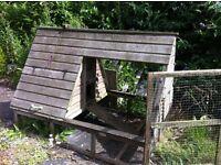 chicken ark hutch for sale