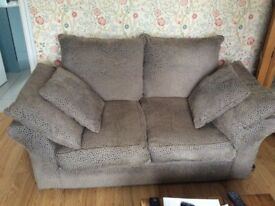 2 x Collins and Hayes 2 seater sofa's