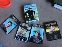 John wayne four dvd box set