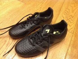 Adidas Football Boots, never used, size UK5