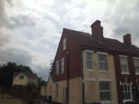 Two bedroom end of terrace house in popular residential area close to cradley town center.