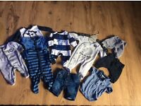 NEXT baby boy bundle (first size)
