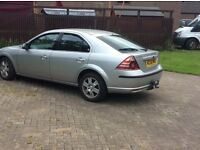 Ford Mondeo Ghia TDCI 130 For sale 06 plate mondeo 6 speed