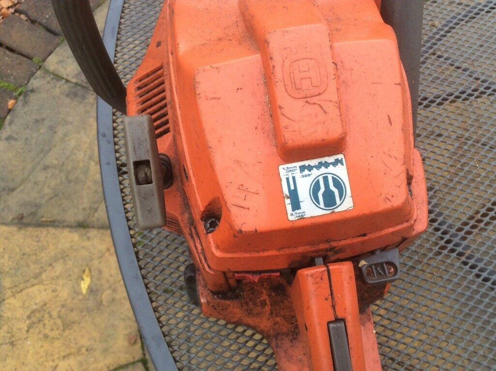 MITOX PRO CS56 20 inch blade petrol chainsaw