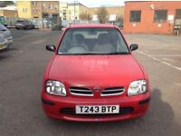 Nissan Micra Automatic Good Runner with long mot