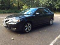Mazda 3 sport 1.6 2009 black