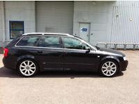 *SOLD * 2004 Audi A4 avant 1.8T 190 sport 95,000miles
