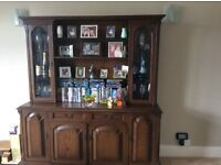 Old charm sideboard, drinks cabinet