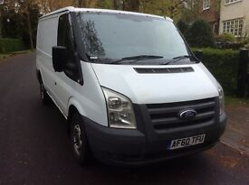 Ford transit 260 2.2 tdci side loader electric windows 60 reg NO VAT