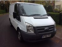 Ford transit 260 2.2 tdci side loader electric windows 60 reg NO VAT