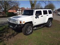 HUMMER H3 AUTO LUXURY 3.7 PETROL/LPG GAS BARGAIN £16,450.PX NO SWAP H2 MERCEDES GL RANGE ROVER VOGUE