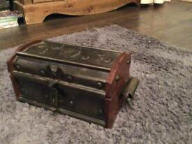 Vintage antique French box