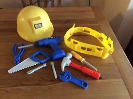 Bob the Builder rolesplay set