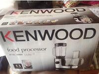 Brand new unopened food processor