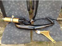 Gilera Runner Sp 125 172 180 PM 59 exhaust