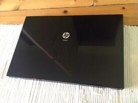 Hp laptop - black