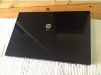 Hp laptop - black