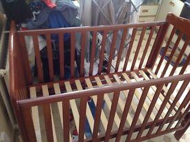 Lovely children's cot