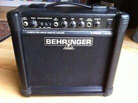 Behringer Practice Amp