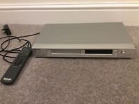 One Sony CD/DVD player and one basic DVD/ CD / MP3 model