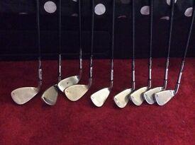 Golf irons Callaway 3- sw x 20 Graphite Regular shafts nice condition £70