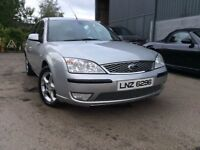 2007 Ford Mondeo Edge 2.2 Tdci 155 Bhp MOT FSH Excellent Condition Must Be Seen!