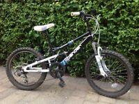 "Children's 20"" Apollo Xpander bikes"