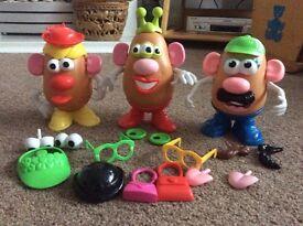 Mr potato head collection