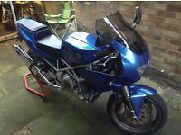 Yamaha trx850cc