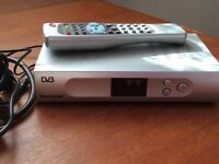 Maxview free to air satellite receiver, dish and stand