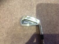 Titelist Ap2 716 Golf clubs 4-iron to pitching wedge, brand new golf pride grips on each club
