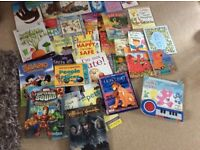 Large selection of children's books.