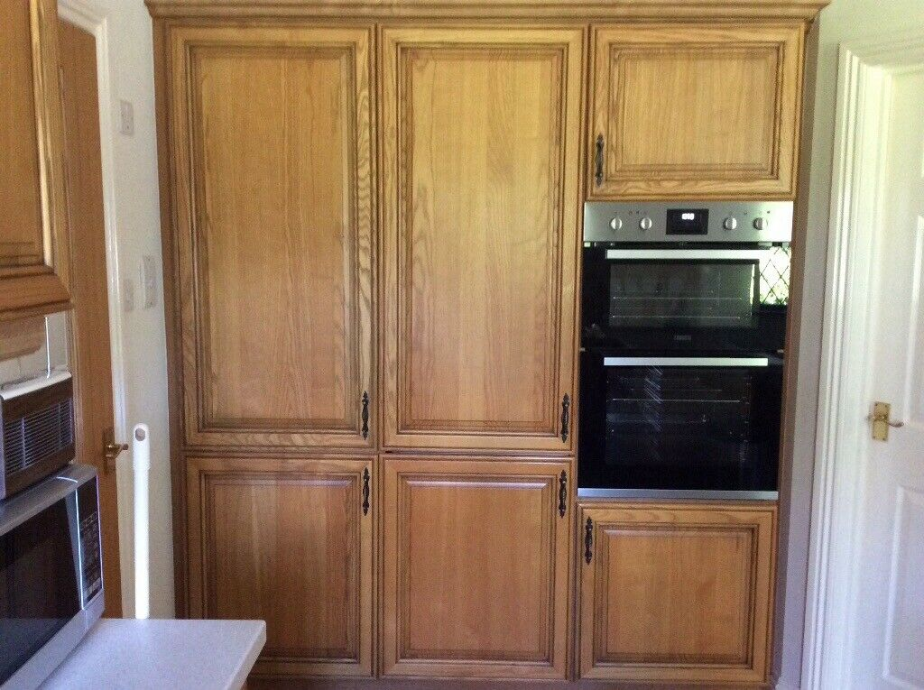 Chestnut Kitchen Cabinets | in Ringwood, Hampshire | Gumtree
