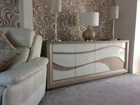 Italian design large sideboard