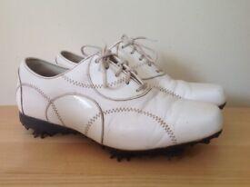 Ladies Footglove golf shoes