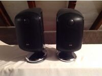 Bowers and Wilkins M1 speakers