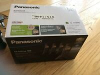 Panasonic KX-TG2724 Quad Digital Cordless Telephone & Answering System