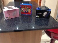 Nintendo 2 DS blue or pink both in boxes and with chargers
