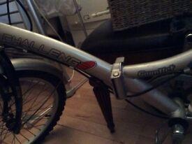 Challenge Gauntlet Ladies Fold Up Bike Collect Bristol BS11
