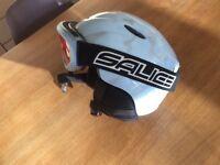 Head Junior Ski Helmet with goggles Sz S Excellent Condition