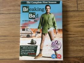 Breaking Bad - Complete first season