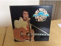 Elvis Presley boxed set 7 vinyl