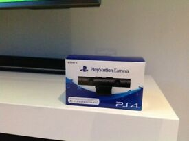 New PlayStation camera