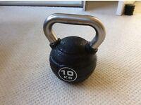 10kg Pro Fitness Kettlebell