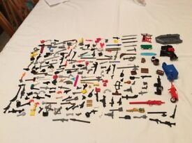 LEGO Accessories Over 200 Very useful selection Children love these as often get lost