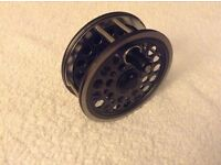 Youngs salmon reel with separate line