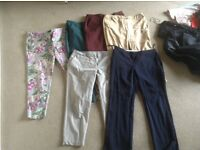 Size 16 trouser job lot. Next, river island and ASOS